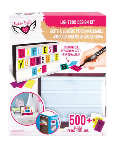 Fashion Angels Light Box Design Kit-MULTI-One Size
