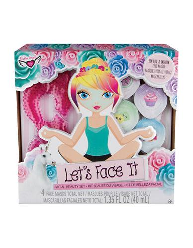 Fashion Angels Unicorn Magic Facial Set-MULTI-One Size