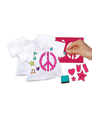 Fashion Angels American Girl T-Shirt Design Kit-MULTI-One Size