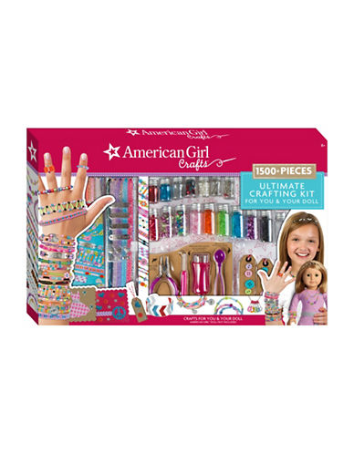 Fashion Angels American Girl Ultimate Super Set-MULTI-One Size