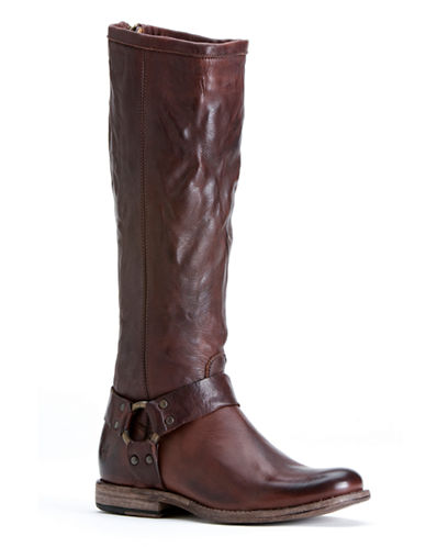 Frye Phillip Boots-BROWN-7