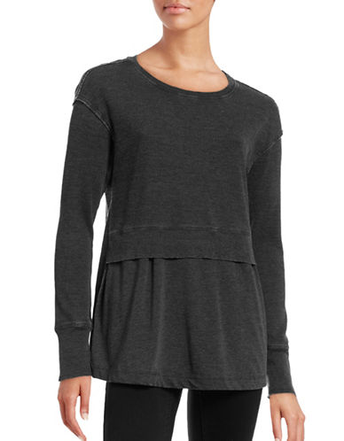 Calvin Klein Performance Performance Pullover-CHARCOAL-Large 88657133_CHARCOAL_Large