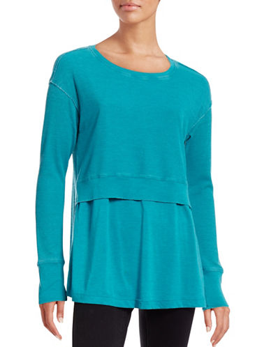 Calvin Klein Performance Performance Pullover-BLUE-Small 88657140_BLUE_Small