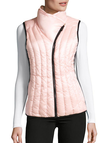 Calvin Klein Performance Down Quilted Curve-Zip Vest-PINK-Small 88701171_PINK_Small