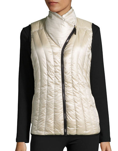 Calvin Klein Performance Down Quilted Curve-Zip Vest-BROWN-Large 88701164_BROWN_Large
