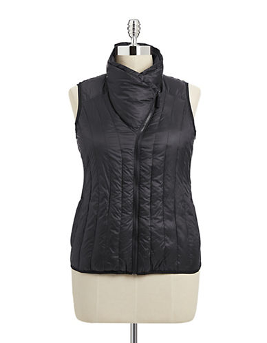 Calvin Klein Performance Plus Down Filled Puff Vest-BLACK-3X 87940184_BLACK_3X