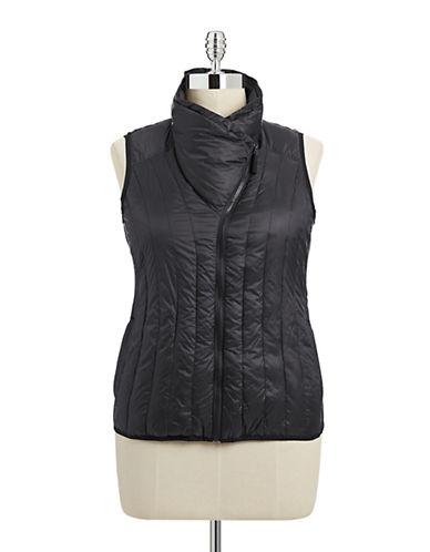 Calvin Klein Performance Plus Down Filled Puff Vest-BLACK-2X 87940183_BLACK_2X
