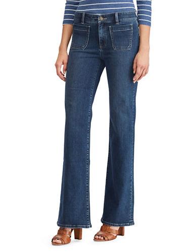 Chaps Wide-Leg Stretch Jeans-BLUE-12