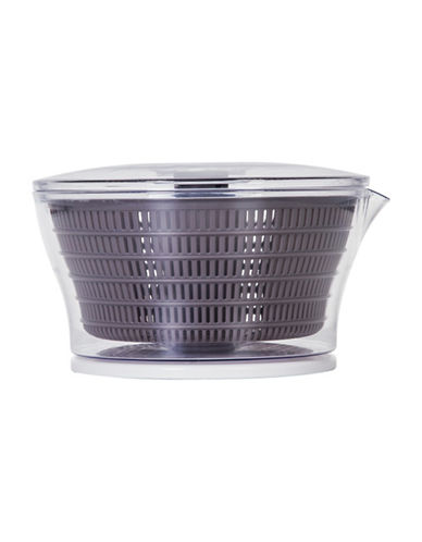 Pl8 Press Salad Spinner-GREY-One Size