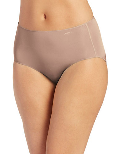 Jockey No Panty Line Promise Hip Brief Panty-LIGHT BEIGE-8