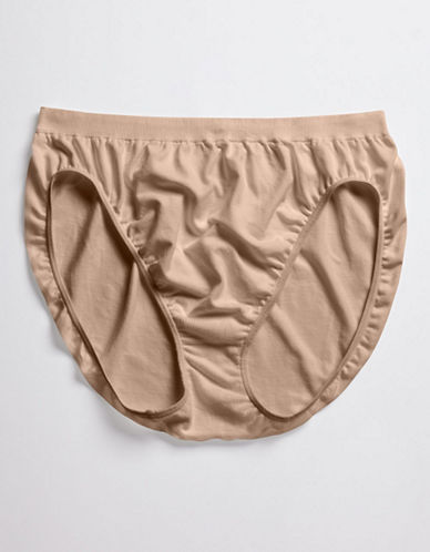 Jockey Jockey Comfies Micro French Cut Briefs-LIGHT BEIGE-6
