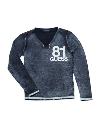 Guess Washed Sweater-NAVY-XX-Large 88610383_NAVY_XX-Large