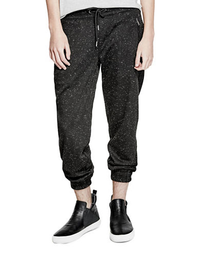 Guess Grandon Jogger Pants-BLACK-XX-Large 88742665_BLACK_XX-Large