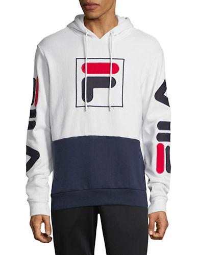 Fila Tony Logo Hoodie-WHITE-Small 89874666_WHITE_Small