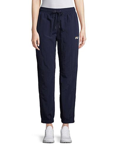 Fila Isla Logo Pants-BLUE-X-Large 89989473_BLUE_X-Large
