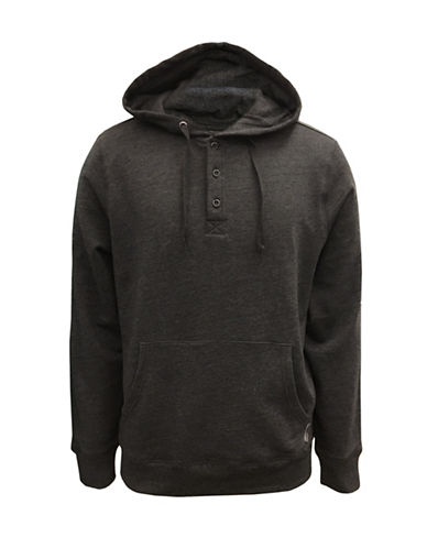 Free Country Heathered Hoodie-GREY-Large 89145814_GREY_Large