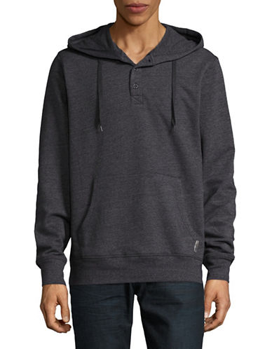 Free Country Heathered Hoodie-BLACK-X-Large 89145811_BLACK_X-Large