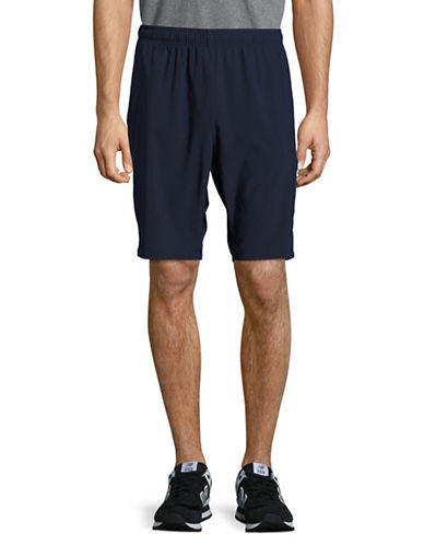 Free Country Four-Way Stretch Shorts-NAVY-Medium