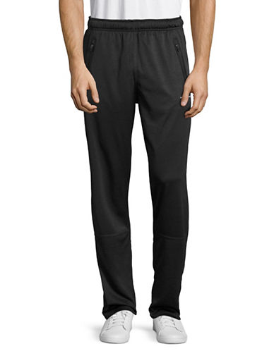 Free Country Birdseye Track Pants-BLACK-Small 89145788_BLACK_Small