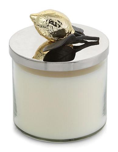 Michael Aram Olive Branch Lemonwood Candle-GOLD-One Size