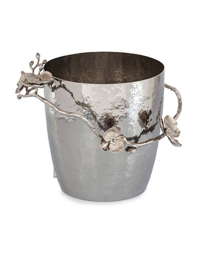Michael Aram White Orchid Champagne Bucket-SILVER-One Size
