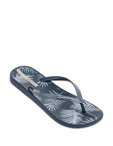 Ipanema Tropical Flip-Flops-BLUE-5