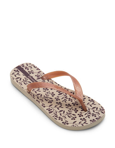 Ipanema Clas Happy Flipflops-BEIGE-6