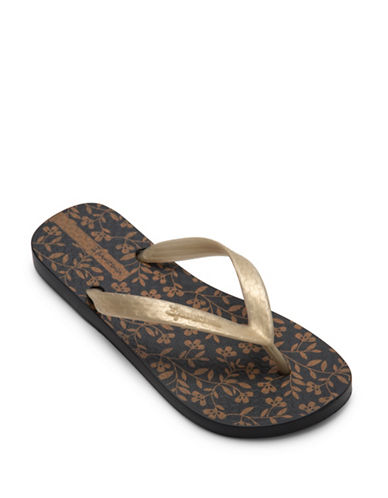 Ipanema Clas Happy Flipflops-BLACK-6