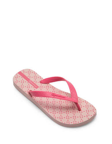 Ipanema Clas Happy Flipflops-PINK-10
