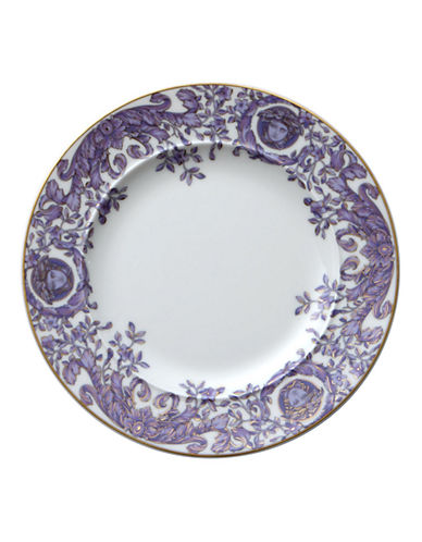 Versace Le Grand Divertisse Bread and Butter Plate-PURPLE-7 Inches