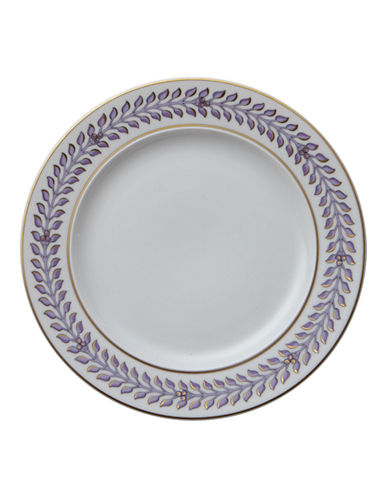 Versace Le Grand Divertisse Salad Plate-PURPLE-8.5 Inches