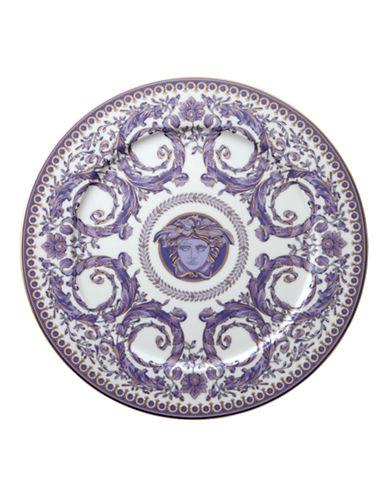 Versace Le Grand Divertisse Service Plate-PURPLE-One Size