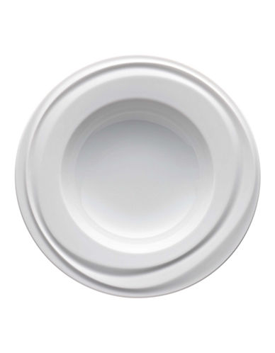 Rosenthal Nendoo Rim Soup Bowl-WHITE-One Size