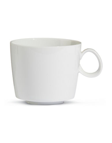 Rosenthal Solid Coffee Cup-WHITE-One Size