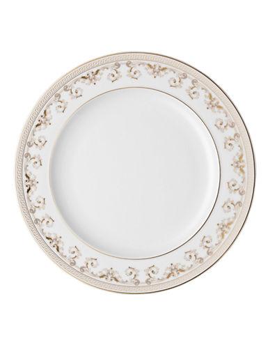Versace Medusa Gala Dinner Plate-WHITE-One Size