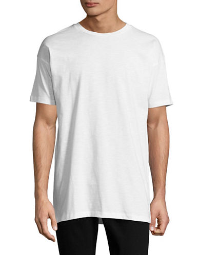 Hugo Doracle Crew Neck T-Shirt-WHITE-Small