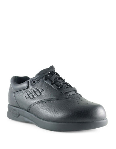Softspots Marathon Sneakers-BLACK-10.5