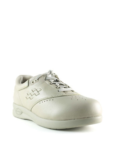 Softspots Marathon Sneakers-WHITE-9W