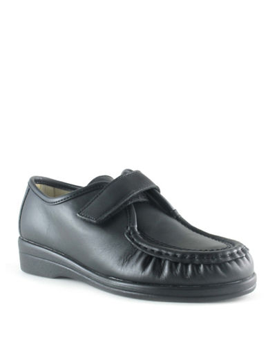 Softspots Angie Casual Shoes-BLACK-9W