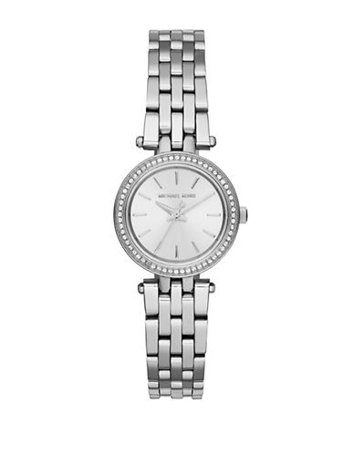 Michael Kors Stainless Steel Petite Darci Watch  MK3294-SILVER-One Size
