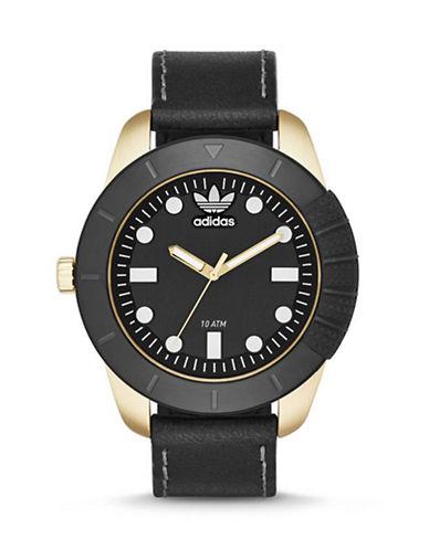 Adidas Adi-1969 Analong Watch-BLACK-One Size