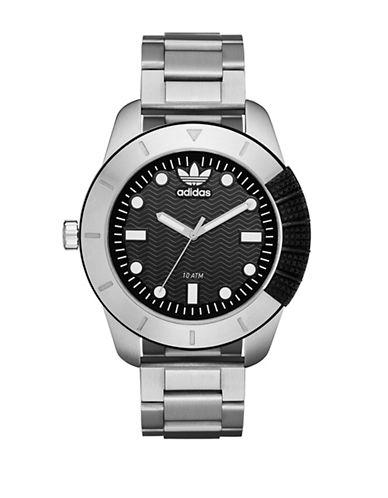 Adidas Silvertone ADH-1969 Watch-SILVER-One Size