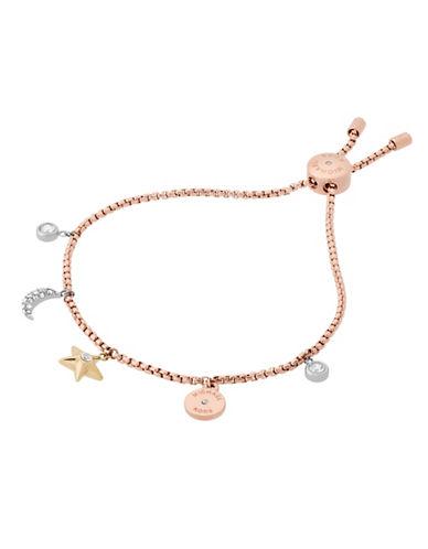 Michael Kors Beyond Brilliant Celestial Chain Bracelet-MULTI-One Size