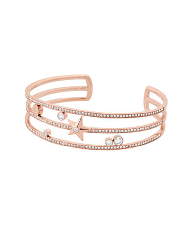 Michael Kors Beyond Brilliant Celestial Cuffs-ROSE GOLD-One Size