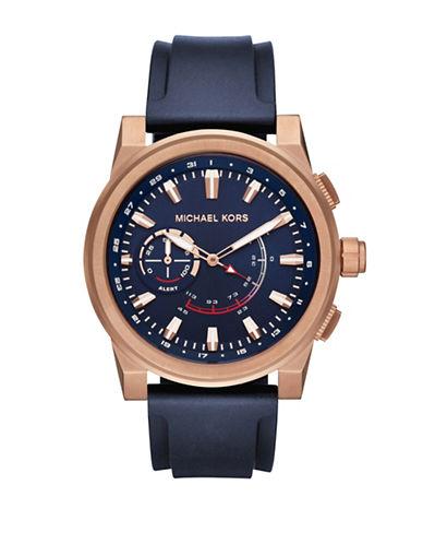 Michael Kors Grayson Hybrid Smartwatch-ROSE GOLD-One Size