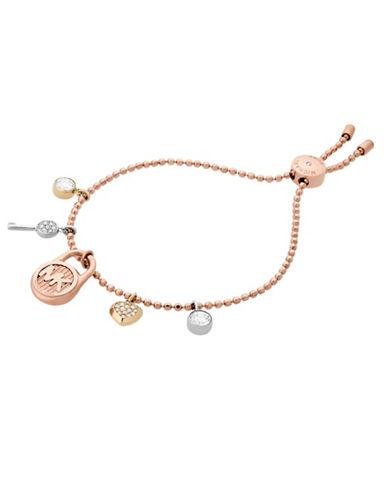 Michael Kors Charm Slider Bracelet-ASSORTED-One Size