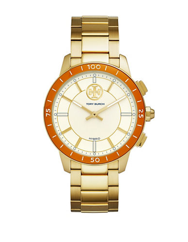 Tory Burch ToryTrack Collins Hybrid Smartwatch-MULTI-One Size