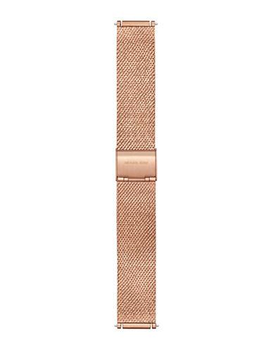 Michael Kors Sofie Rose Goldtone Mesh Strap-ROSE GOLD-One Size