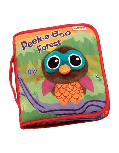 Lamaze Lamaze Peek-A-Boo Book-MULTI-One Size