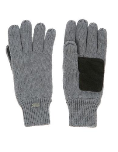 Pajar Knitted Gloves-GREY-Medium/Large